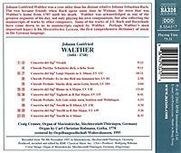Orgelwerke  Vol. 2 (Konzerte nach Vivaldi, Manzia, Blamr, Taglietti & Torelli) - Produktdetailbild 1