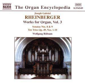 Orgelwerke Vol.3, Wolfgang Rübsam