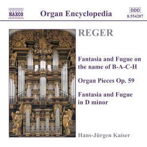Orgelwerke Vol.3, Hans-Jürgen Kaiser