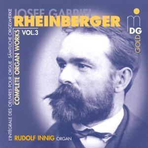 Orgelwerke Vol.3, Rudolf Innig