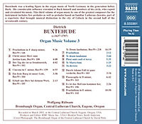 Orgelwerke Vol.3 - Produktdetailbild 1