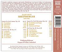 Orgelwerke Vol. 3 - Produktdetailbild 1