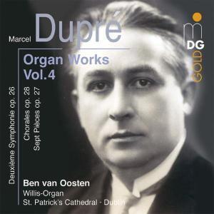Orgelwerke Vol.4, Ben van Oosten