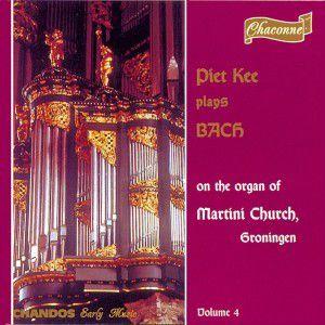 Orgelwerke Vol.4, Piet Kee