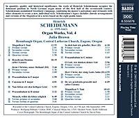 Orgelwerke Vol. 4 - Produktdetailbild 1
