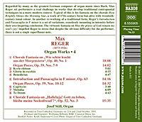 Orgelwerke Vol.4 - Produktdetailbild 1