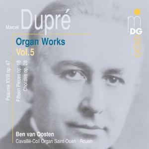 Orgelwerke Vol.5, Ben van Oosten