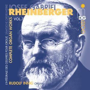Orgelwerke Vol.7, Rudolf Innig