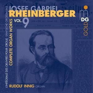 Orgelwerke Vol.9, Rudolf Innig