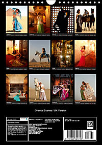 Oriental Scenes / UK-Version (Wall Calendar 2019 DIN A4 Portrait) - Produktdetailbild 13