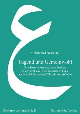 Orientalistik Bibliographien und Dokumentationen: Tugend und Gemeinwohl, Mohammed Nekroumi