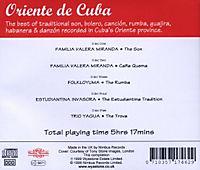 Oriente De Cuba - Produktdetailbild 1