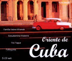 Oriente De Cuba, Miranda, Trio Yagua, Folkoyuma