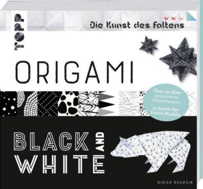 Origami Black & White - Didier Boursin |