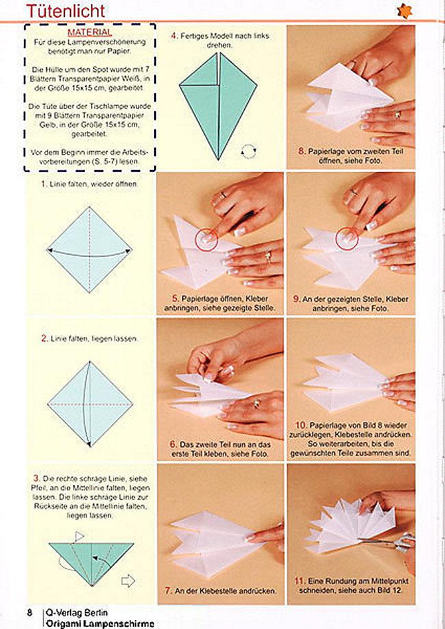 Origami Lampenschirme Buch Jetzt Bei Weltbild Ch Online Bestellen