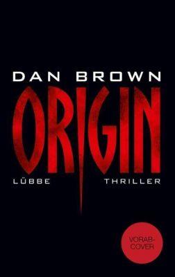 Origin, Dan Brown