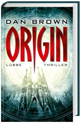 Origin, Dan Brown