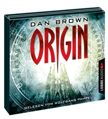 Origin, 6 Audio-CDs, Dan Brown