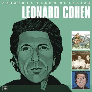 Original Album Classics, Leonard Cohen