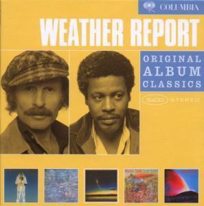 Original Album Classics, Weather Report