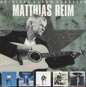 Original Album Classics, Matthias Reim