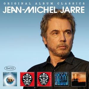 Original Album Classics Vol.2, Jean-Michel Jarre