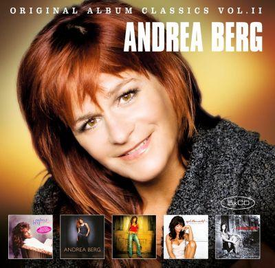 Original Album Classics Vol. II (Machtlos / Du bist frei / Du / Splitternackt / Zwischen Himmel und Erde) (5 CDs), Andrea Berg