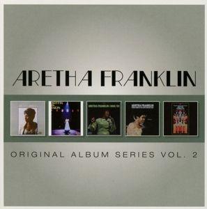 Original Album Series Vol.2, Aretha Franklin