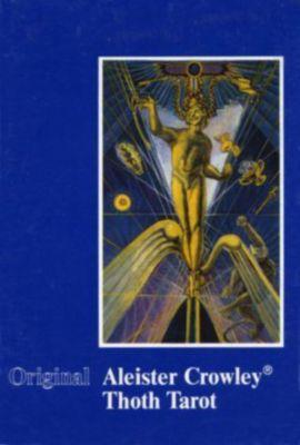 Original Aleister Crowley Thoth Tarot, Tarotkarten, Aleister Crowley