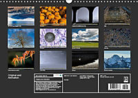 Original and Alienation (Wall Calendar 2019 DIN A3 Landscape) - Produktdetailbild 13