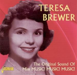 Original Sound Of Miss Musical, Teresa Brewer