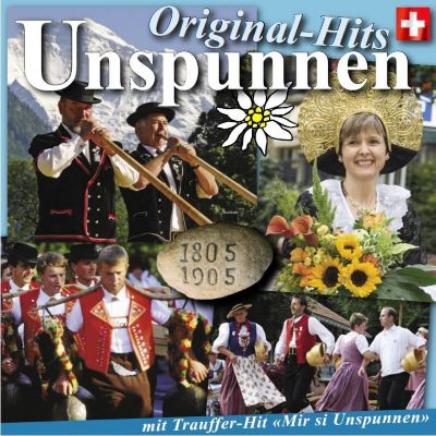 Original Unspunnen Folklore Hits