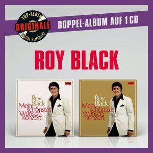Originale 2 auf 1CD: Mein schönstes Wunschkonzert, Roy Black