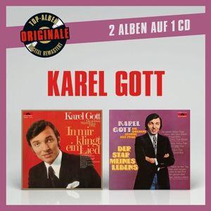 Originale 2auf1: In mir klingt ein Lied / Der Star meines Lebens, Karel Gott