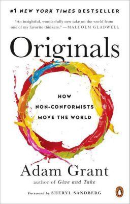 Originals, Adam Grant