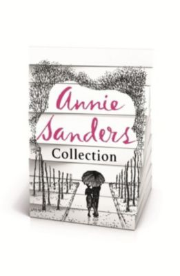 Orion: The Annie Sanders Collection, Annie Sanders
