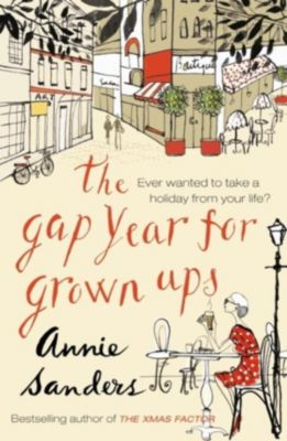 Orion: The Gap Year for Grown-Ups, Annie Sanders