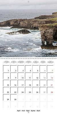 Orkney's Coastlines (Wall Calendar 2019 300 × 300 mm Square) - Produktdetailbild 4