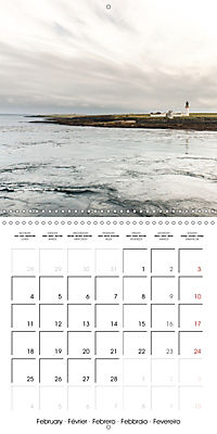 Orkney's Coastlines (Wall Calendar 2019 300 × 300 mm Square) - Produktdetailbild 2