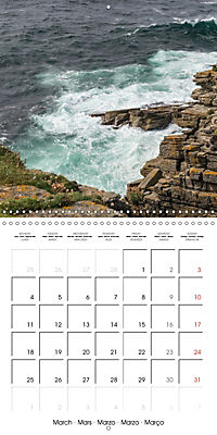 Orkney's Coastlines (Wall Calendar 2019 300 × 300 mm Square) - Produktdetailbild 3