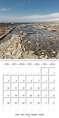 Orkney's Coastlines (Wall Calendar 2019 300 × 300 mm Square) - Produktdetailbild 6