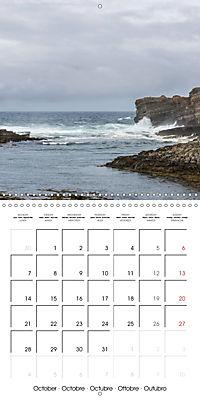 Orkney's Coastlines (Wall Calendar 2019 300 × 300 mm Square) - Produktdetailbild 10