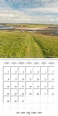 Orkney's Coastlines (Wall Calendar 2019 300 × 300 mm Square) - Produktdetailbild 7