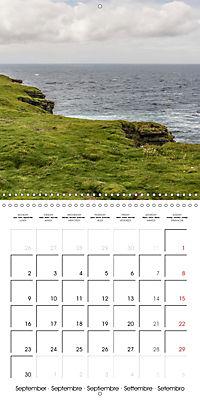 Orkney's Coastlines (Wall Calendar 2019 300 × 300 mm Square) - Produktdetailbild 9