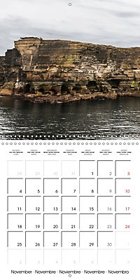 Orkney's Coastlines (Wall Calendar 2019 300 × 300 mm Square) - Produktdetailbild 11