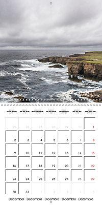 Orkney's Coastlines (Wall Calendar 2019 300 × 300 mm Square) - Produktdetailbild 12
