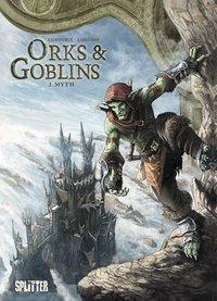 Orks & Goblins - Myth - Sylvain Cordurié |