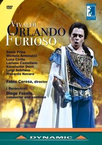 Orlando Furioso, Prina, Antenucci, Cirillo, Fasolis, I Barocchisti