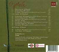 Orphee - Französische Kantaten Und Airs - Produktdetailbild 1