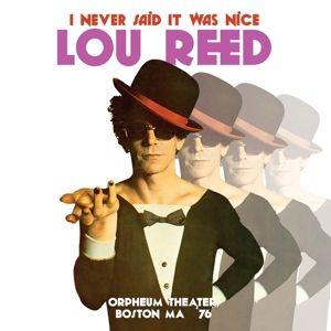 Orpheum Theater,Boston,Ma 76 (180 Gr.Double Vin (Vinyl), Lou Reed
